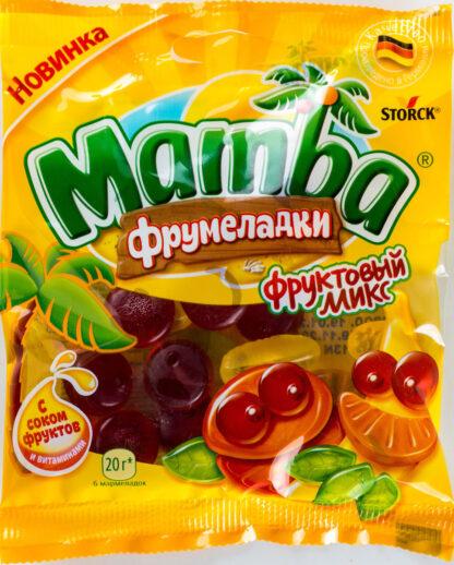 Жеват.мармелад Мамба 140гр - Доставка Yes